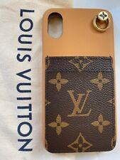 100% Authentic Louis Vuitton Runway IPhone X/XS Bumper/Case