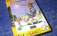 DIE SIEDLER 1 PC KULT Rarität die ersten Siedler PC KULT in DVD Hülle