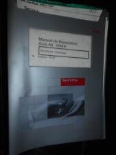 AUDI A6 depuis 1998 : manuel d'atelier - Chauffage
