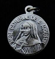 Vintage Medal Mere Catherine de St Augustin Mother Catherine of Saint Augustine