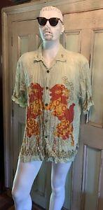 MAMBO Vintage Loud Shirt - size XXL