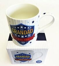 grandad love you mug