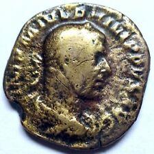 PHILIP I - SESTERTIUS - ROMAN COIN