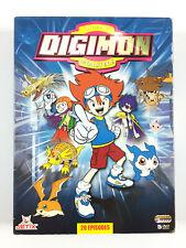 Digimon L'intégrale Saison 1 Coffret 5 DVD / 20 Episodes
