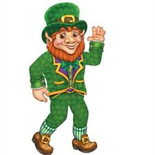 Jointed 33 Inch Leprechaun St Patrick's Day Decorations Wall Decor