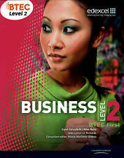 BTEC First Business Student Book by Mike Neild, Carol Carysforth, Catherine...