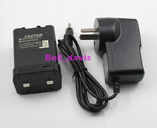 PB-13 Li-ion Battery Pack +Charger for Kenwood Radio TH-28A TH-28E TH-47 TH-47A