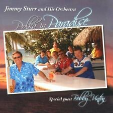 New listing  JIMMY STURR - Polka In Paradise - CD - **Mint Condition**