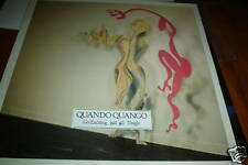 "QUANDO QUANGO GO EXCITING 12"" FACTORY RECORDS POST PUNK"