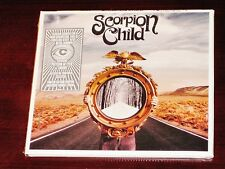 Scorpion Child: S/T ST Self Titled Same CD 2013 Bonus Track + Signed Booklet NEW