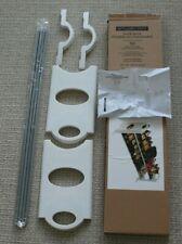 Studio 707 Shoe Rack 10-Pair Shoe Rack 2-Tier 36 x 13