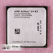 Free shipping ADA3800DAA5BV AMD Athlon 64 X2 3800+ CPU 2 GHz Socket 939 1000 MHz