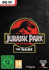 Jurassic Park - The Game (PC 2012 Nur Steam Key Download Code) Keine DVD, No CD