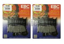 Kawasaki ZX9R B3-B4 1996-1997 Set of EBC Front Brake Pads FA188