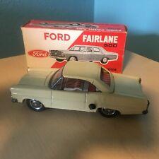 Ichimura Ford Fairlane 1966-1967 wind up toy