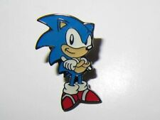 Sonic The Hedgehog Sega Alta Calidad mundo Sydney Pin Insignia! 1997!! B