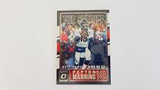 2016 Donruss Optic Peyton Manning - Denver Broncos