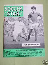 SOCCER STAR- UK FOOTBALL MAGAZINE- 16 OCT 1964 - GEORGE BEST - ROTHERHAM UNITED