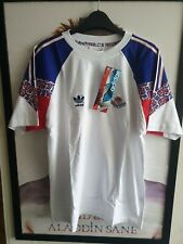 GREAT BRITAIN 1992 BARCELONA OLYMPICS T-SHIRT BY ADIDAS - NEW OLD STOCK - 42/44