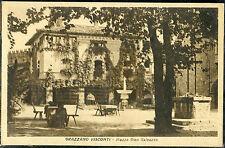1942 - Grazzano Visconti - Piazza Gian Galeazzo