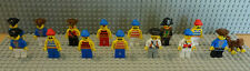 (B7/15) Lego Pirates Figurines 6265 6276 6285 6286 6265 6289 6290 Used Top