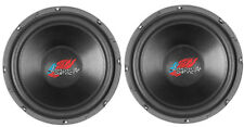 Pair of Lanzar DCTOA104 10-Inch 240 Watts High Power Open Air 4 Ohm Subwoofer