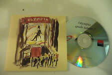 OLYMPIA CD PROMO LEO FERRE JOHNNY HALLYDAY BEATLES CLAUDE FRANCOIS DALIDA PIAF..