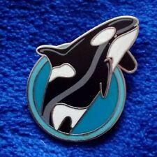 SeaWorld Orlando 60th Anniversary Celebration Kickoff Media Event Orca Pin