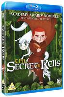 El Secreto De Kells Blu-Ray Nuevo Blu-Ray (OPTBD1890)