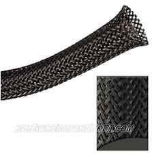 WIRE HARNESS ULTRA WRAP 10mm/2mtr HOT ROD GM HOLDEN FORD F100 WILLYS CHEV MOPAR