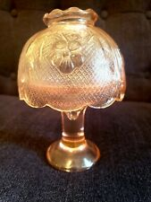 Vintage Pink 2 Piece Fairy Lamp.