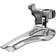 Shimano Claris FD-2400 Road Bike Double Front Derailleur-Clamp 28.6/31.8
