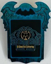 Haunted Mansion 999 Happy Haunts, A Ghoulish Gathering Pin LE 2000