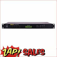 AM/FM Remote Control Analogue Stereo Tuner