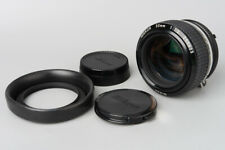Nikon Nikkor Ai-S 50mm f/1.2 f1.2 Ais Manual Focus Prime Lens, For Nikon F Mount