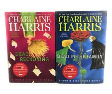 Dead Reckoning Dead In The Family (Sookie Stackhouse/True Blood) 2 Books Set