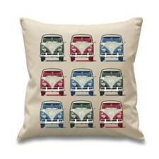 Vintage/Retro 100% Cotton Decorative Cushions