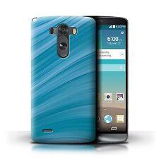 STUFF4 Back Case/Cover/Skin for LG G3/D850/D855/Teal Fashion