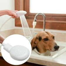 Dog Shower Head Faucet Pet Spray Washing Hose For People Puppy Bath Tub US