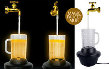 Magic Water Fountain Tap - Auto faucet Eye Catching Floating In Air Gift