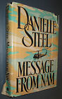 """""""Message from Nam"""" Hardcover Book 1990 Danielle Steel VG"""