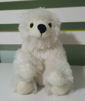 Seaworld Polar Bear 2014 Soft Plush Children's Animal Toy 18cm Tall!