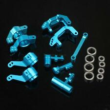 HSP Upgrade Parts 102010 102011 102012 102040 102057 For 1/10 RC Car Blue