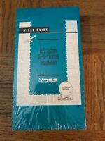 DSS System Do It Yourself Installation VHS