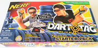 New Hasbro NERF Gun Dart Tag Shot Blasters - Complete 2 Player Starter Pack Set
