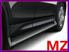 For 13-15 Toyota RAV4 OE Style BLACK Aluminum Running Board Pair Side Rails Bars