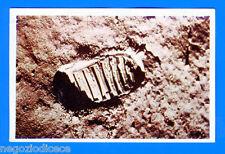 MISSIONE SPAZIO - Bieffe 1969 - Figurina-Sticker n. 162 - ORME LUNARI -Rec