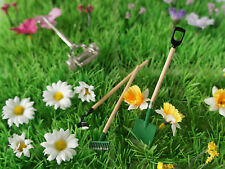 FAIRY GARDEN TOOLS - USE WITH ANY OF OUR FAIRY DOORS & ACCESSORIES -  NEW