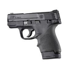 BLACK Hogue Rubber HandAll Beavertail Grip Sleeve S&W M&P Shield 9mm 40S&W 18400
