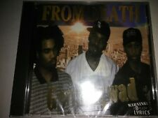 RARE DETROIT OLD SCHOOL RAP SURVIVOR Goon Sqwad From Death Rare Sealed